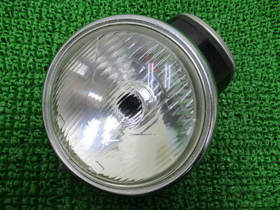 HONDA Genuine Used Motorcycle Parts Benly CL50 Headlight 61057 Good Condition.