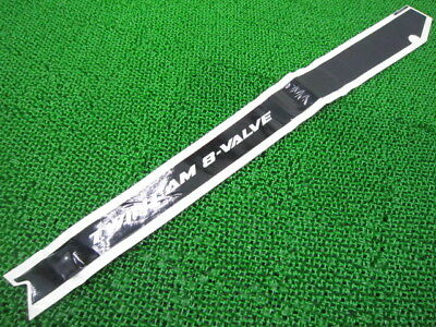 KAWASAKI Genuine New Motorcycle Parts ZZ-R250 Seat Cowl Decal 56049-1903 EX250H