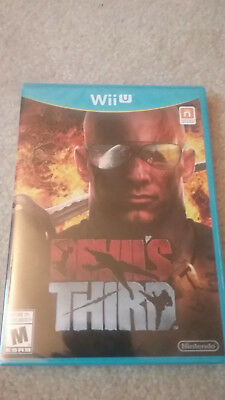 Devil's Third - Nintendo Wii U - Brand New/Factory Sealed - FAST SHIPPING!
