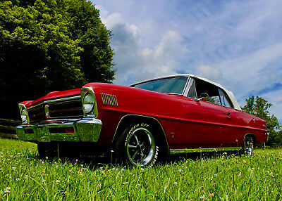 1966 Pontiac Acadian Canso Sport Delux 1966 Pontiac Acadian Canso Convertible Deluxe