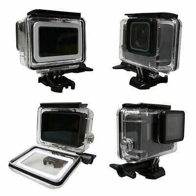 45M Waterproof Diving Housing Protective Case Cover Skin for GoPro Hero 5 6 7