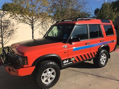 2004 Land Rover Discovery G4 2004 Discovery G4 Edition