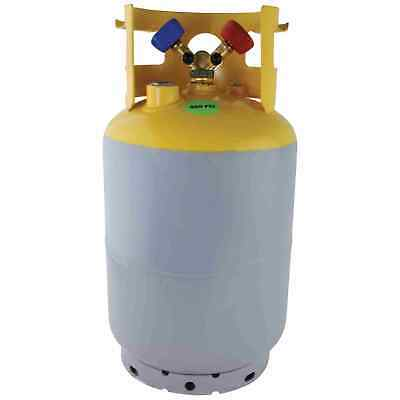 Refrigerant Recovery Cylinder - 400 psi (30 lbs), without float switch