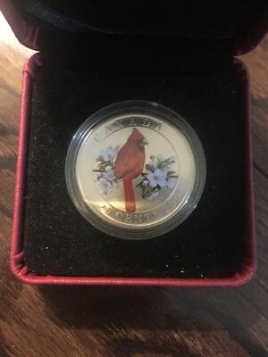 2008 Cardinal Quarter Brand New In Mint Case