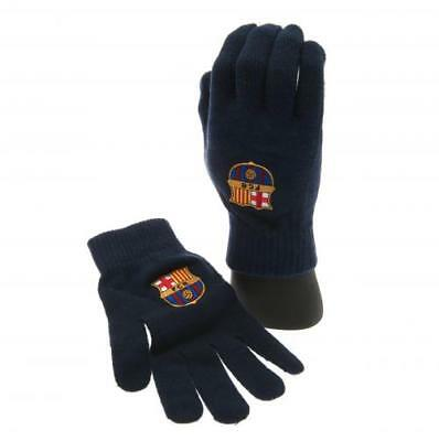 F.C. Barcelona Knitted Gloves Adult