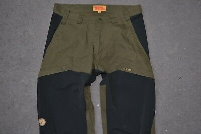 FJALLRAVEN G-1000 -Men's Camping & Hiking Trousers  -Size 46