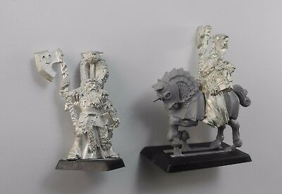 WARRIOR PRIEST OF ULRIC (foot + mounted) Empire Kislev Army Warhammer 2000s 62