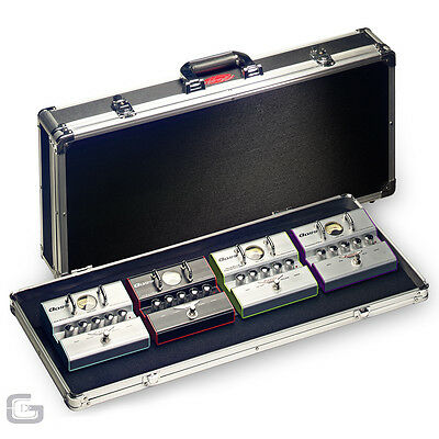 Stagg UPC-688 Professional Durable Effects Pedal Board Flight Case Carry Gig Bag