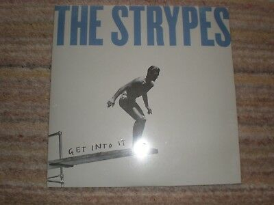 The Strypes - Get Into It Ltd Edition Coloured 7inch vinyl ( sealed copy & mint)