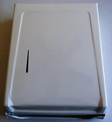 Wall Mounted Used Paper Towel Dispenser Holder for Commercial Bathroom Office