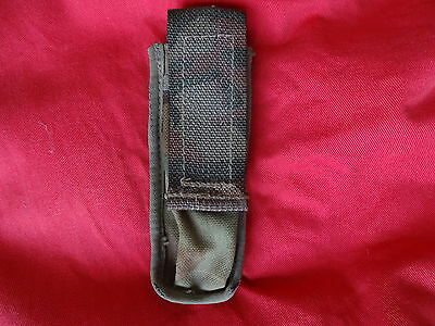 British Army Osprey MK4 9mm Pistol Magazine Pouch - MTP - USED Grade 2 - Genuine