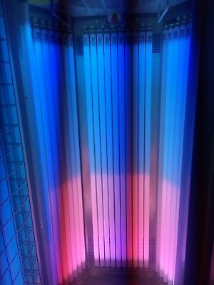 Stand And Tan Sunbed