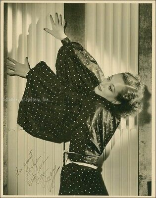 Joan Crawford - Inscribed Photograph Signed