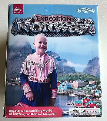 Brand new - 2016 VBS Expedition Norway kit - Vacation Bible School