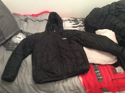 North Face reversible Boys Jacket large
