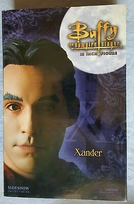 Buffy the Vampire Slayer Sideshow Collectibles Xander new in box figure