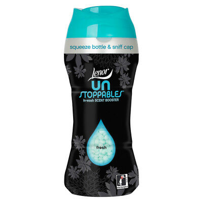 42 Washes - Lenor - Unstoppables - Fresh - In Wash Scent Booster - 570g
