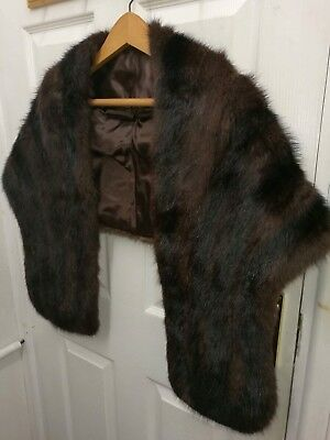 Ladies Mink Stole