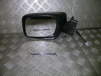 LR3 Series 3 Land Rover Discovery external electric mirror left near side