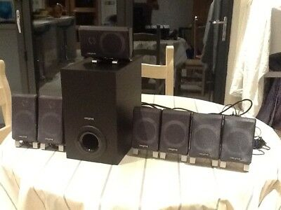 Creative Technology Inspire T7900 Computer Speakers -7.1 Surround sound for PC
