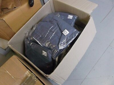 MASSIVE WHOLESALE British Made Workwear Trousers in Grey x 30  Brand new