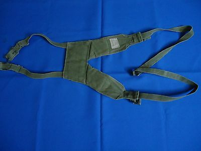 Portugal Africa Colonial War Combat Harness Suspenders M 64 Look Scans