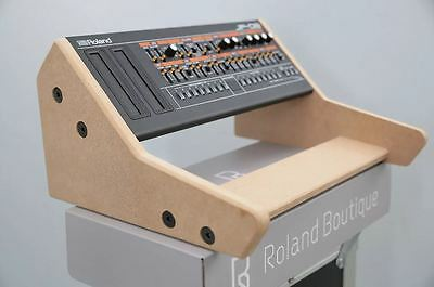 MDF Dual Stand for Roland Boutique JX03 JU06 JP08 A01 TB03 TR09 TR08 SE02