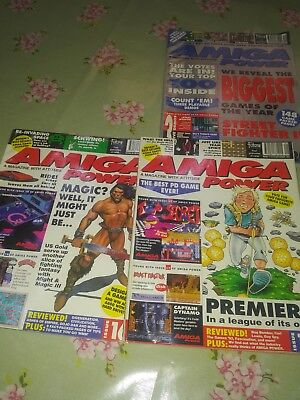Amiga Power Magazine - Job Lot - Various