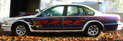 1995 Chevrolet Caprice 9C1 RARE ONE-OF A KIND 1995 Chevrolet Caprice 9C1 Police D.A.R.E. Car Chevy DARE