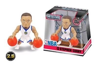 "Stephen Curry NBA 2.5"" Metals - NBA Basketball Figure"