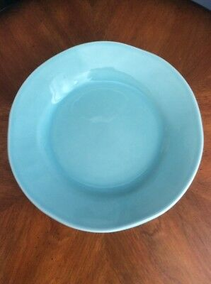 Primagera Portugal Turquoise 9 Inch Plate(s) Excellent Condition