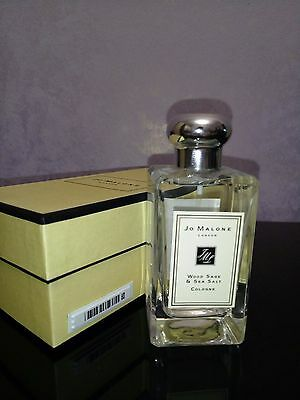 Jo Malone Wood Sage & Sea Salt Cologne 3.4 Fl. OZ/100 ml