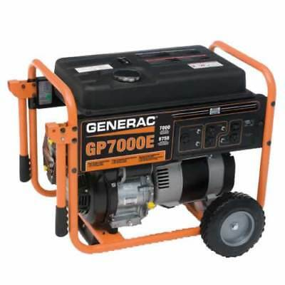 generac 8750 Watt 13 hp Electric Start Gas home Generator virgin isl puerto rico