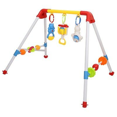 Baby Colorful Musical Activity Gym Developmental Toy with Lighting