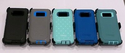 OtterBox Defender Series Case for Galaxy S8 (ONLY) With Belt Clip Holster colors