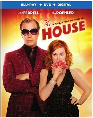 The House [New Blu-ray] With DVD, Ac-3/Dolby Digital, Dolby, Digital Theater S