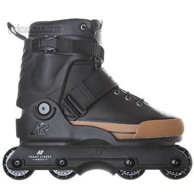 K2 Front Street Aggressive Inline Skates Mens 8.0 NEW