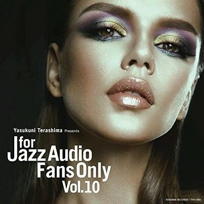 Various Artists - For Jazz Audio Fans Only Vol 10 [New CD] Japanese Mini-Lp Slee