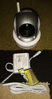 Samsung SEW-3043W BrightVIEW Baby Monitor Extra Camera SEP-1003R Camera Only, K6