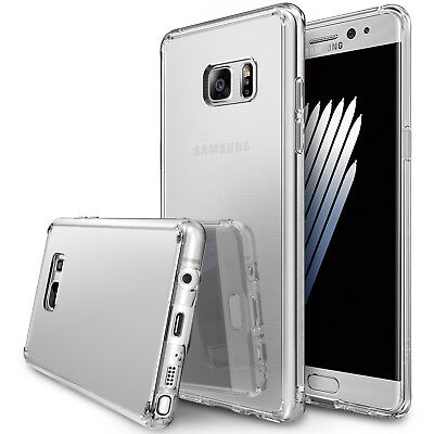 Galaxy Note FE Case, Ringke [MIRROR] Bright Reflection Radiant Luxury Cover