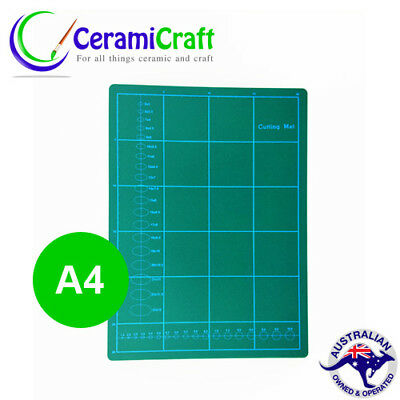 Cutting Mat New PVC Board Scrapbook Art Craft Durable DIY A4