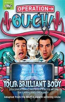 Operation Ouch: Your Brilliant Body Book 1 9780349001814 (Paperback, 2014)