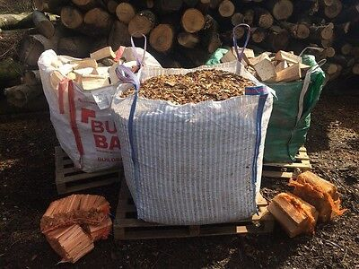wood chippings