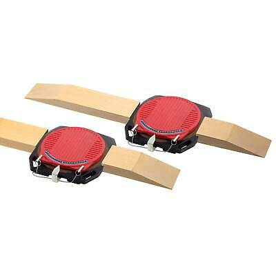 Dunlop Steering 1500kg Turntable Turn Plates & Ramps For Car Wheel Alignment