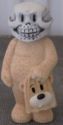 Rare Bad Taste Bears Collectable - Christmas Gift - Skully Number 94