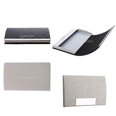 PU Card Holder Business Card Credict Card ID Card Holder for Men & Women