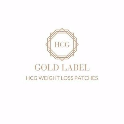 HCG Weight Loss Patches Homeopathic - 12 Patches (One Month Supply)