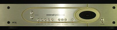Conrad Johnson PF3L one of a kind (factory prototype) Line Stage Preamp w remote
