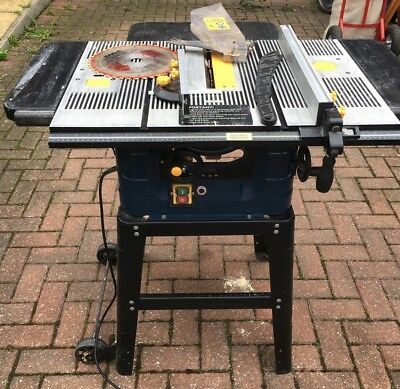 Macallister Table Saw 1500w
