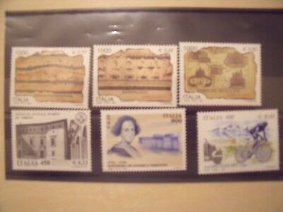 Italy stamps ,year 1999, new